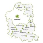Ortsgruppen des Bund Naturschutz in der Kreisgruppe München