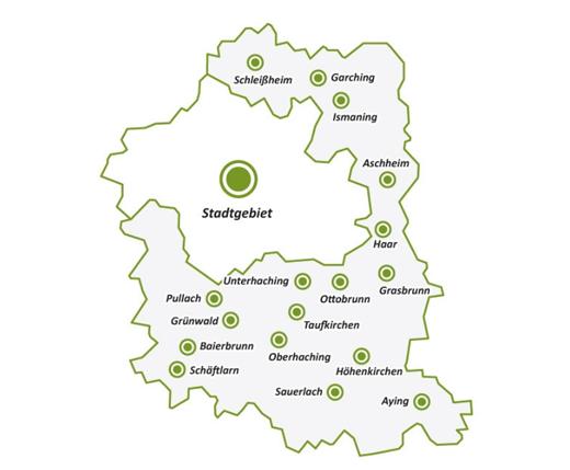 Die Kreisgruppe München des Bund Naturschutz ist in Stadt und Landkreis München aktiv