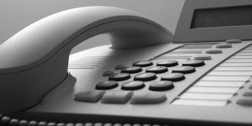 Umweltberatung Telefon