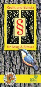 Baumschutz rechtliche Regelungen Bäume und Sträucher München BUND Naturschutz