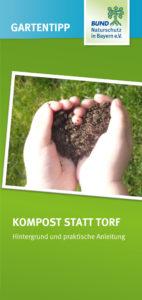 Flyer Kompost statt Torf