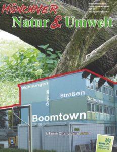 Mitgliederzeitschrift BUND Naturschutz München Heft 65
