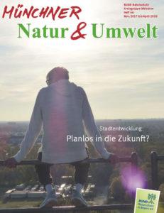 Mitgliederzeitschrift BUND Naturschutz München Heft 66