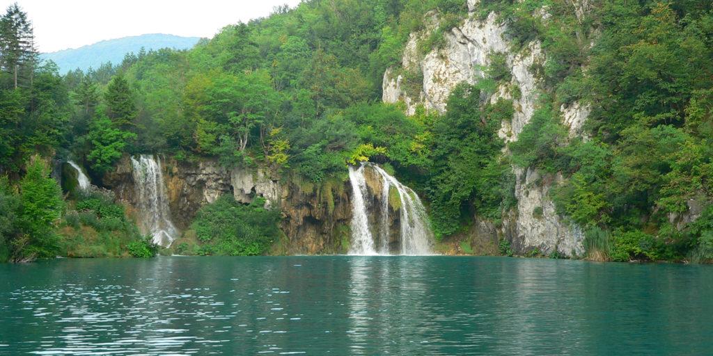 Reise Wasserfall