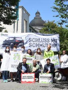 Luftreinhaltung Fahrverbote Diesel 2017