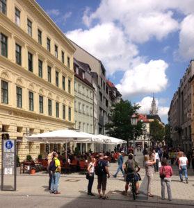 Sendlinger Straße Fußgängerzone