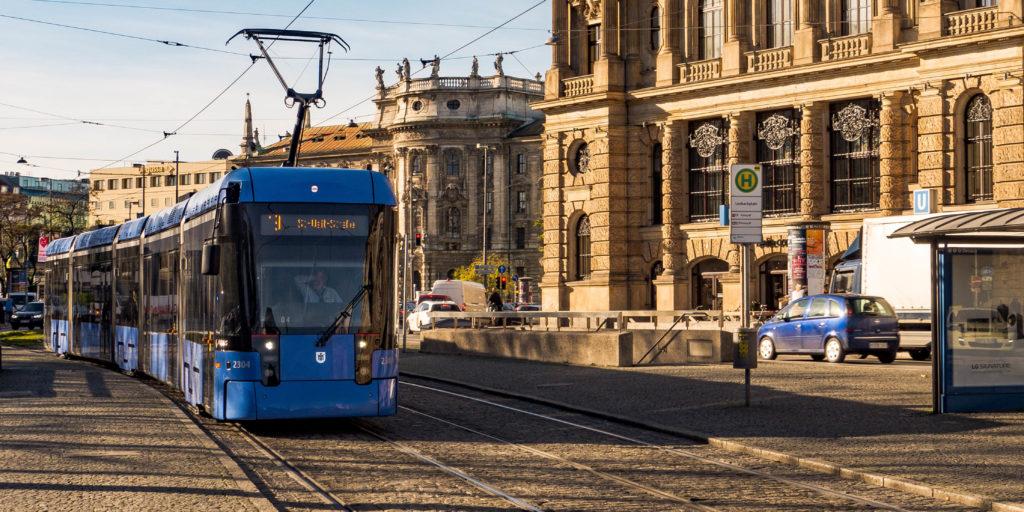 Tram Straßenbahn