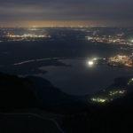 Lichtverschmutzung Oberland Kochelsee