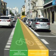 BN bewertet Radspuren in der Praxis