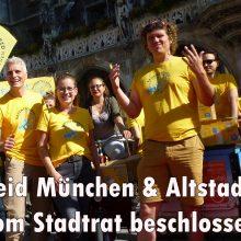 München entdeckt seine Liebe zum Rad