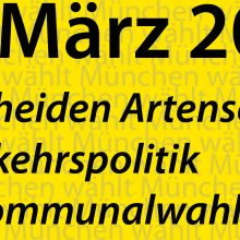 Sendung Februar 2020: Entscheiden Artenschutz und Verkehr die Wahl?