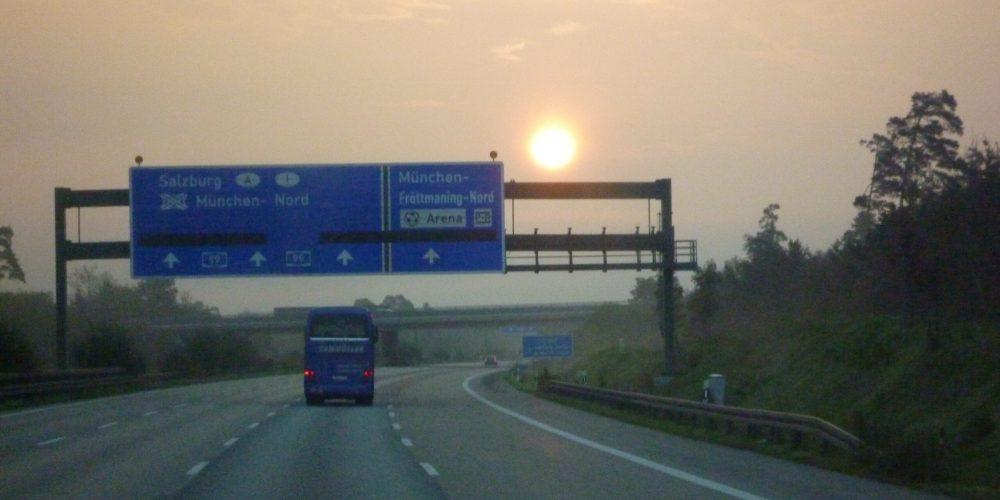 Weniger Autobahn wagen!