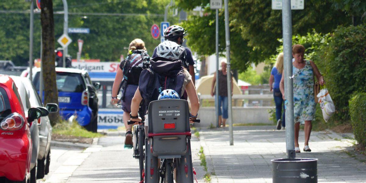Radverkehr: 10 Forderungen des BN