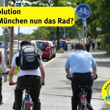 Sendung Mai 2019: RAD-Volution, Dreht München nun das Rad?
