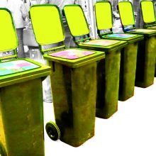 Holsystem statt Bringsystem beim Müll